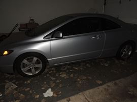 2008 Honda Civic 12,000miles