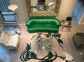 Gorgeous custom living room