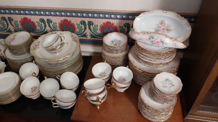 Handpainted china