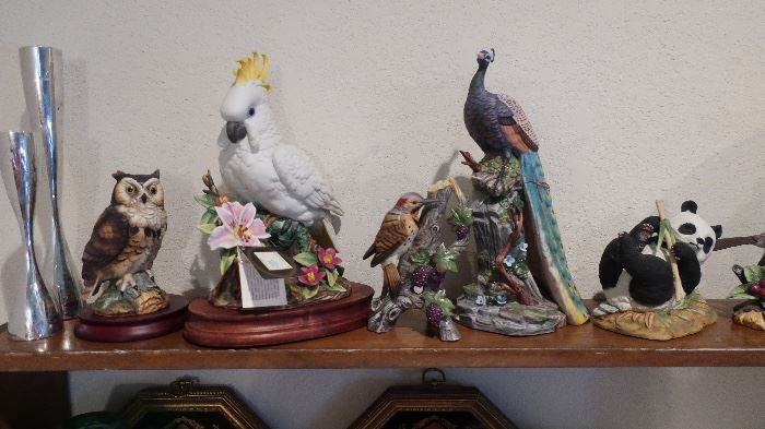 Lenox and Andreas Birds