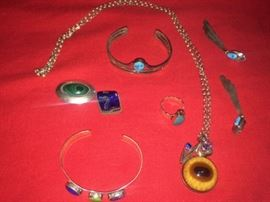 and more sterling jewelry
