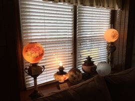 Gone With The Wind Lamps (GWTW Lamp)