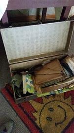 trunk of stuff