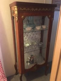 Lovely French Rococo China Cabinet - Fantastic!