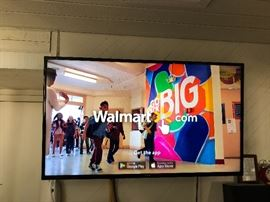 "Samsung 62"" TV (mint condition)"