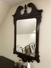 Framed Mirror $ 70.00