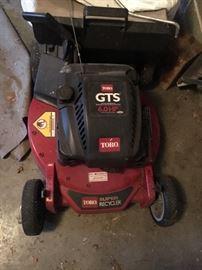 Toro 6.0 HP Mulcher lawnmower