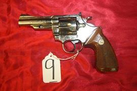 9 - Colt Trooper MK11 revolver 357