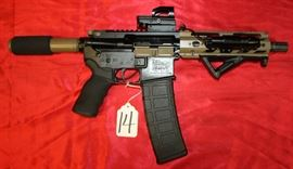 14 - New Frontier Armory LW-4 auto 45