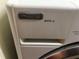 Maytag front loading washing machine