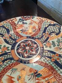 Another Imari style platter