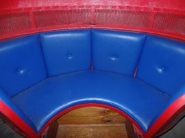 Vintage TILT A WHIRL carnival ride car - GREAT!! condition