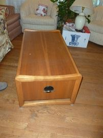 Matching MCM Coffee Table