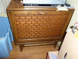 Retro Lane Record Cabinet