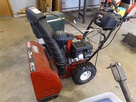Like new Craftsman Snow Blower