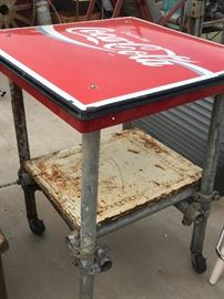 Cool industrial table