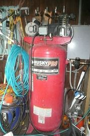 Air compressor (wired for 220)