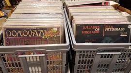 Vinyl LP Jazz and Rock