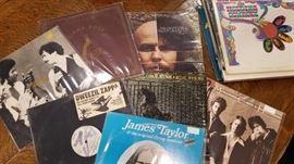 Vinyl Records +