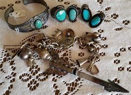 Ladies Jewelry Turquiose