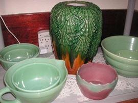 Fire King  Jadite  bowls