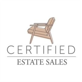 This sale hosted by Certified Estate Sales