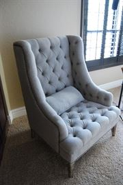 Tufted Occasional Chair