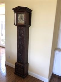 1760's Grandfather clock - Gothic Revival (not on sale)