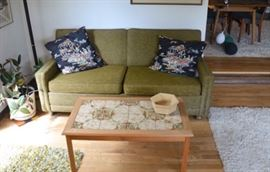 Queen size sofa bed.  Excellent condition.