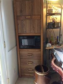 Cabinets (2 matching)