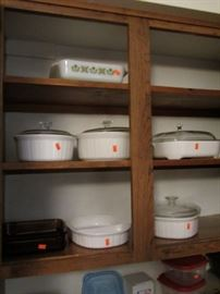 Corningware French white