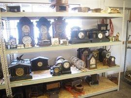 Clocks c