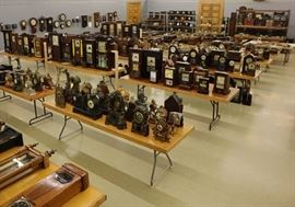 Clock Sale August 26th