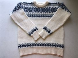 Vintage Dale of Norway wool sweater