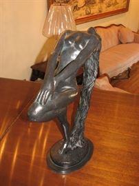 Bronze Sculpture - Klara Sever