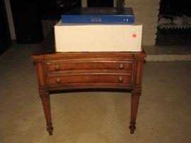 Regency chest