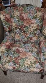 Larger Wingback Chair