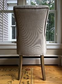 Reverse of Dining Chair
