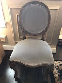 Arhaus side chairs for dining table