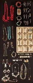 Native Amercan and Silpada Jewelry