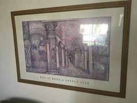 Arnold Iger print