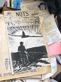 WW2 WAVES memorabilia