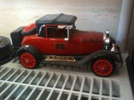 Vintage car die cast