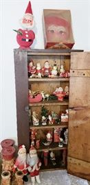 vintage and antique Christmas
