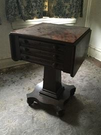 Side Table and Two Chest of Drawers  http://www.ctonlineauctions.com/detail.asp?id=745442