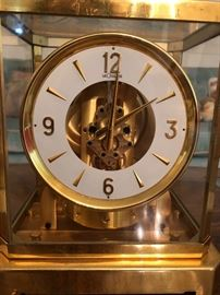 LeCoulter Atmos Clock low serial number