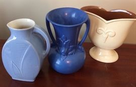 Red Wing pottery...... beautiful pieces!