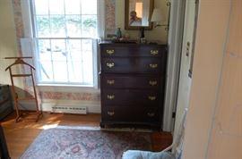 tall dresser, silent butler