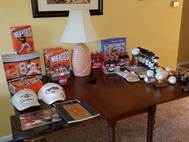 Orioles, Ravens & Colts memorabilia