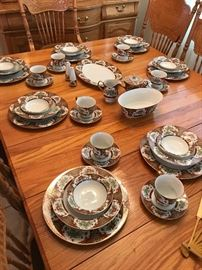 Sango China Set Mint